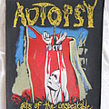 Autopsy - Patch - Autopsy - Acts of the Unspeakable BackPatch