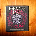 Paradise Lost old school patch