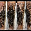 Symphony of Death Tattoo Other Collectable