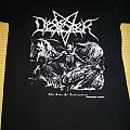 TShirt or Longsleeve - DESASTER - The Arts of Destruction