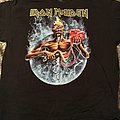 Iron Maiden - TShirt or Longsleeve - Maiden England 2012 North American tour