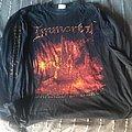 Immortal - TShirt or Longsleeve - Immortal - Damned in Black