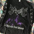 Mayhem - TShirt or Longsleeve - Mayhem - De Mysteriis Dom Sathanas