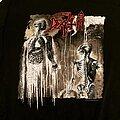 Death - TShirt or Longsleeve - Death - Human 1991 BlueGrape Merch Sweatshirt
