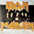 Iron Maiden/ transfer/ iron on Other Collectable