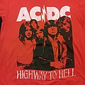 AC/DC/ Highway to Hell/ t-shirt