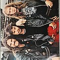 Motorhead/ poster/ group shot/ (1981) Other Collectable