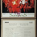 "(2×) Scorpions/ Speedy's Coming/ 7""/ (Japanese Pressings inc. white label promo)"