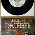 "Judas Priest/ Deceiver/ Gull Records/ 7"" / (Spanish Pressing) 1976 / & Judas Priest/ Diamonds and Rust/ 7""/ (Dutch Pressing)/ 1977 Tape / Vinyl / CD / Recording etc"
