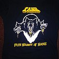 Tank/ Filth Hounds of Hades/ t-shirt