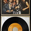 "Scorpions/ He's a Woman, She's a Man b/w Suspender Love / 7""/ (German Pressing)"