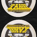(2×) Tank/ Promo Stickers/ 1981 Other Collectable