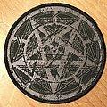 Dimmu Borgir - Puritanical Euphoric Misanthropia Pentagram Patch