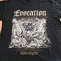Evocation - Apocalyptic TShirt or Longsleeve