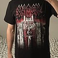 Vader - TShirt or Longsleeve - Vader - Welcome To The Morbid Reich