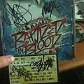 Baptized In Blood - Other Collectable - Baptized In Blood [Autographed]