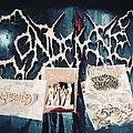Malevolent Creation - Pin / Badge - Some pins & shirt
