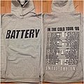 Searching Battery in the cold 96 hoodie XL Hooded Top