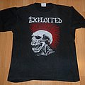 The Exploited - TShirt or Longsleeve - Exploited skull XL