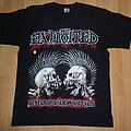 The Exploited - TShirt or Longsleeve - Exploited European tour 2010 L
