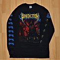 Benediction - TShirt or Longsleeve - Benediction The Grand Leveller 25th anniversary