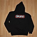 The Exploited - Hooded Top - Exploited Let's start a war hoodie XL