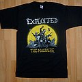 The Exploited - TShirt or Longsleeve - Exploited the Massacre L