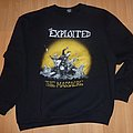 The Exploited - Hooded Top - Exploited the Massacre crewneck XL