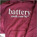 Searching Battery Youth crew 96 Hooded Top