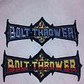 Bolt Thrower patch