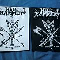 Hellhammer backpatch