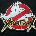 Xentrix ghostbusters patch