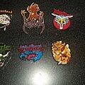 Motörhead - Pin / Badge - Judas priest, Mercyful fate, Celtic frost, sepultura, sabbat & motorhead pines