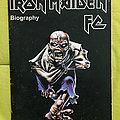 Iron Maiden Official Fan Club Biography - year 1999 Other Collectable