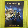 Iron Maiden Official Fan Club Magazine - #100 - 2015 Other Collectable