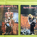 Iron Maiden Official Fan Club Magazines - #'s /81/82 Other Collectable