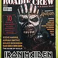 Iron Maiden Road Crew  Magazine - Cover: Iron Maiden Other Collectable