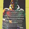 Iron Maiden Tour Programme - Virtual XI World Tour - year 1998 Other Collectable