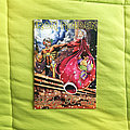 Iron Maiden Official Fan Club Christmas Card - year 2008 Other Collectable