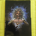 Iron Maiden Official Fan Club Logo FOLDER: Official Picture + Welcome Letter + Poster A3 - 2011 Other Collectable