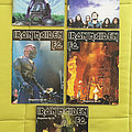 Iron Maiden Official Fan Club Magazines - #'s 59/60/61/62/63 Other Collectable