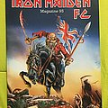 Iron Maiden Official Fan Club Magazine - #95 - 2013 Other Collectable