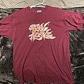 Crown Of Thornz Maroon Shirt