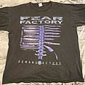 Fear Factory Demanufacture 1995 Album shirt