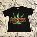 Pantera 1994 World Tour Shirt