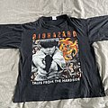 Biohazard Tales Of The Hardside State Of The World Australian Tour TShirt or Longsleeve