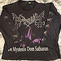 Mayhem 1994 OG Long Sleeve De Mysteriis Dom Sathanas