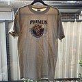 1998 Primus Rhinoplasty Europe Tour Shirt