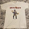 Rush 87-88 Tour Shirt