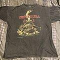 1991 Sepultura Arise Shirt